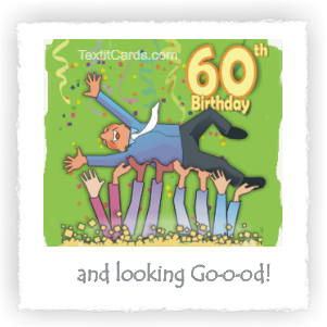 Happy 60th Birthday!